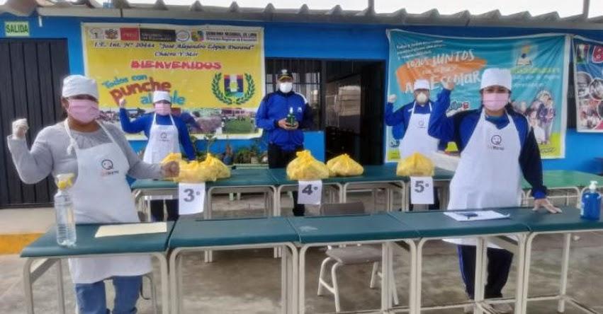 QALI WARMA: Programa social conforma 1388 Comités de Alimentación Escolar para el servicio alimentario en En Lima Provincias - www.qaliwarma.gob.pe