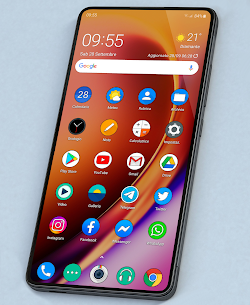 Oxygen Circle – Icon Pack Apk v3.0 [Patched]
