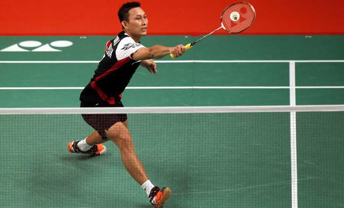 Sony Dwi Kuncoro Thailand Open
