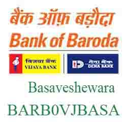 Vijaya Baroda Bank Basaveshewara Nagar‐Bangalore Branch New IFSC, MICR