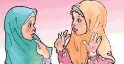 ما هي الكدرة والصفرة نساء الجنة