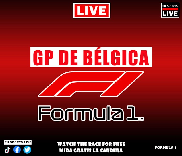 EN VIVO | Gran Premio GP de Bélgica Fórmula 1 F1 2021 | Ver gratis la carrera En Directo