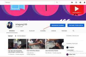 Cara monetisasi untuk menghasilkan uang dari youtube dengan iklan adsense