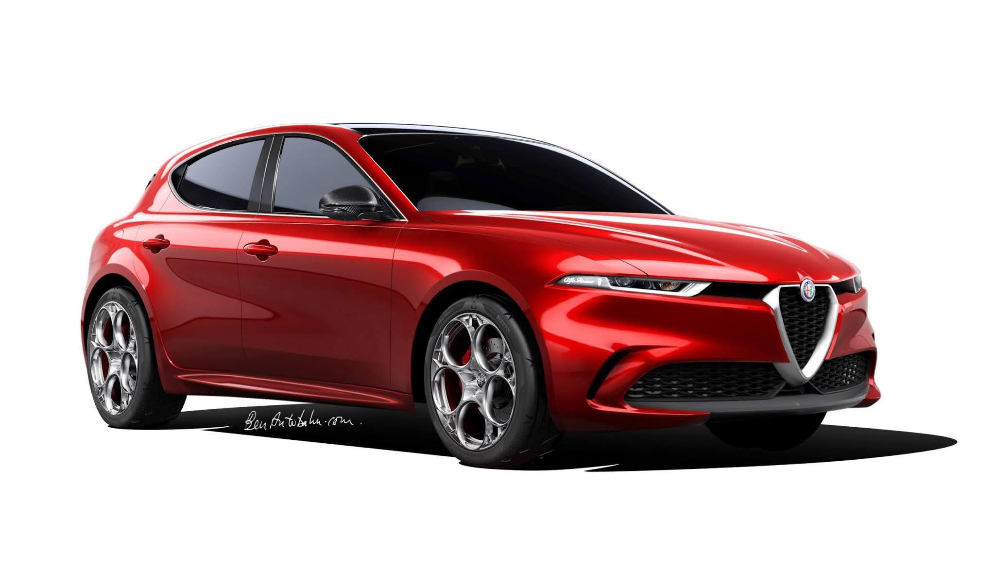 Anticipazioni sul piano industriale Alfa Romeo