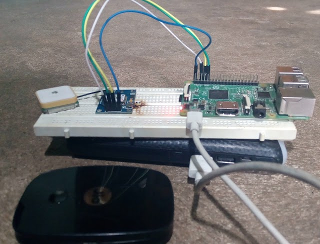Interfacing GPS and Raspberry Pi - How to use it for Tracking