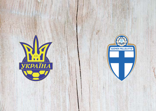 Ukraine vs Finland -Highlights 28 March 2021