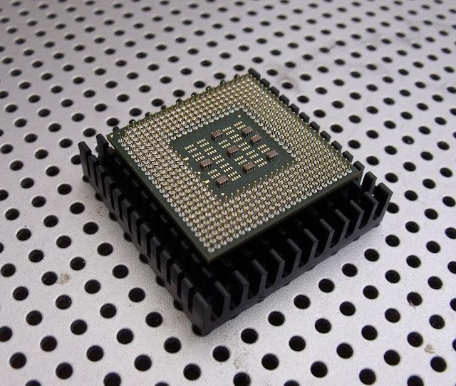 Bagian Bagian Processor