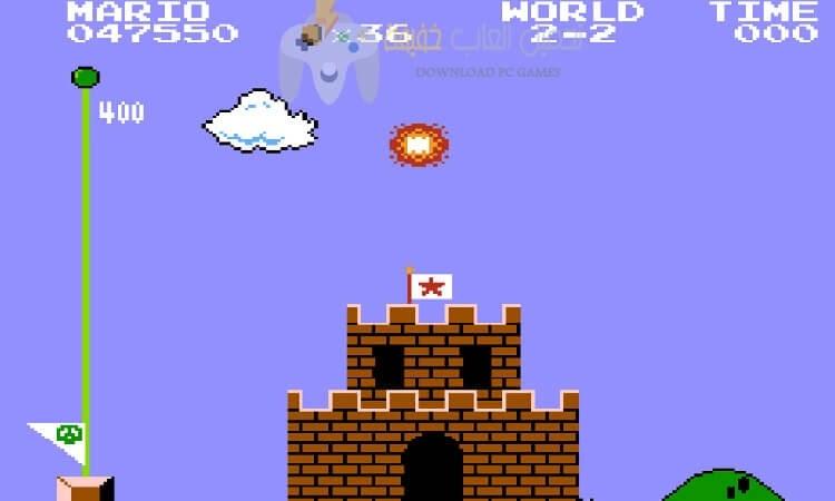 تحميل لعبة ماريو القديمة مجاناً