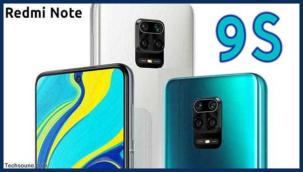 سعر مواصفات وموعد هاتف Redmi Note 9s
