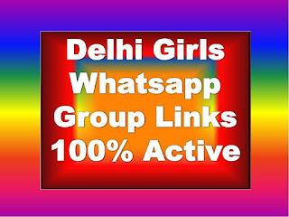 Delhi Girls Whatsapp Group Links, Whatsapp Group  Names For Delhi