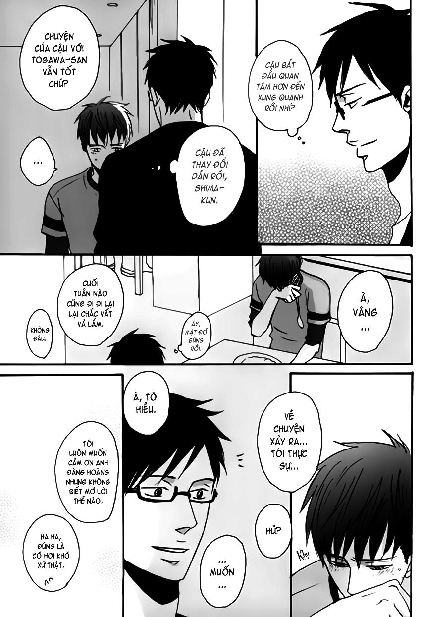 Trang 14 - Dù Thế Nào Em Vẫn Yêu Anh--EXTRA 4--END--[ShuShi Group] (- Yoneda Kou) - Truyện tranh Gay - Server HostedOnGoogleServerStaging