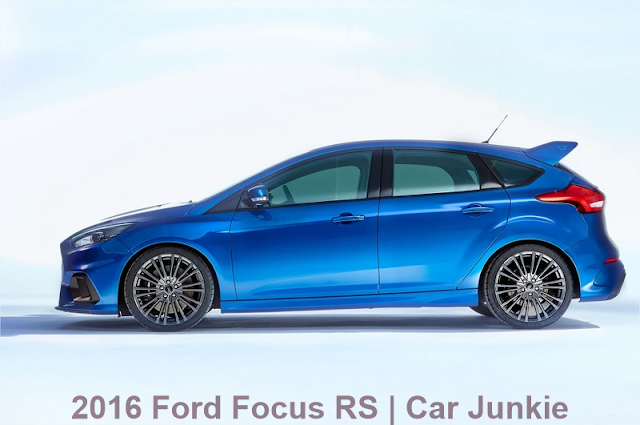 2016 focus rs firstly debuts in american specs video show car junkie. Black Bedroom Furniture Sets. Home Design Ideas