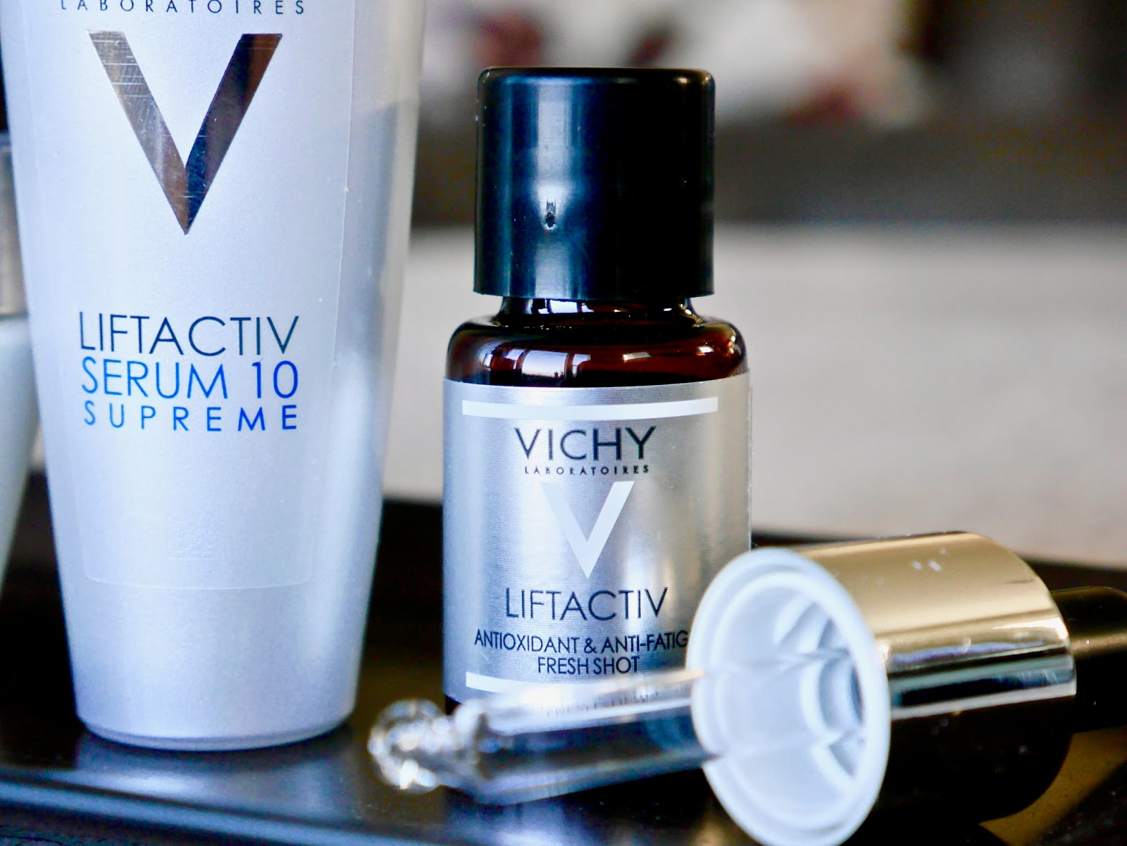 Beauty, skincare, Canadian beauty, skincare routine, Vichy, serum, moisturizer, Vitamin C serum,