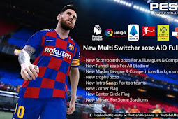 New Multi Switcher Season 2020 For - PES 2017