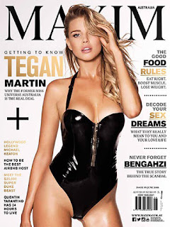 Revista Maxim Australia-Junio 2016 PDF Digital