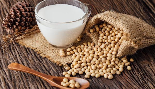 Benefits of soybean for breast augmentation