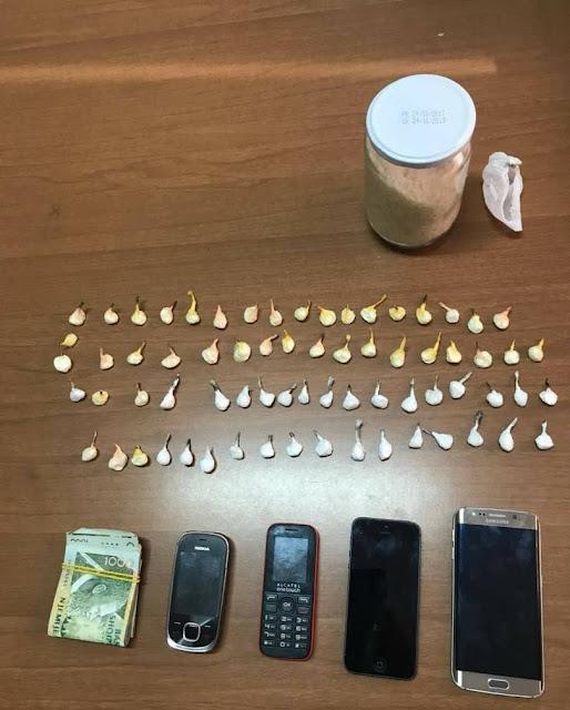 69 cocaine doses ready for sale seized in Tirana