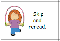 You can't just skip the word, you have to skip AND reread. Teaching this decoding strategy puts another tool in their toolbox!