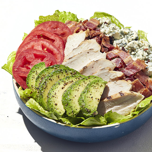 Elevated Cobb Salad from Mellow Mushroom