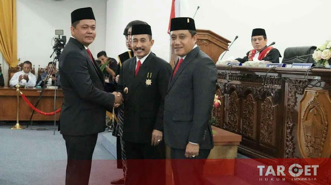Banyak Pekerjaan Menanti, Bupati Haryanto Harapkan Kelengkapan DPRD Segera Terbentuk