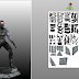Papercraft Winter Soldier