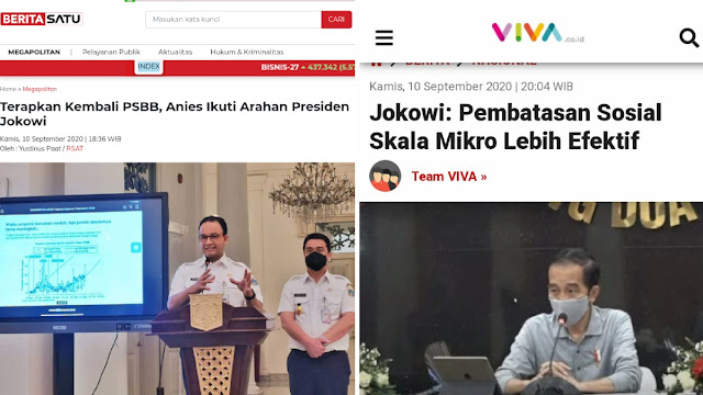 Diminta Terapkan juga PSBB Skala Mikro, Pengamat: New Normal Pemerintah adalah Malapetaka!