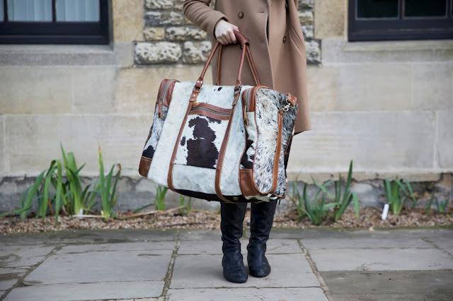myra bag review, myra bag blog review, myrabag review, myra bag wholesale, myra bag hair on bag, hair on leather bag review, hair on duffle bag, hair on bag review, myra bag recycled leather bag
