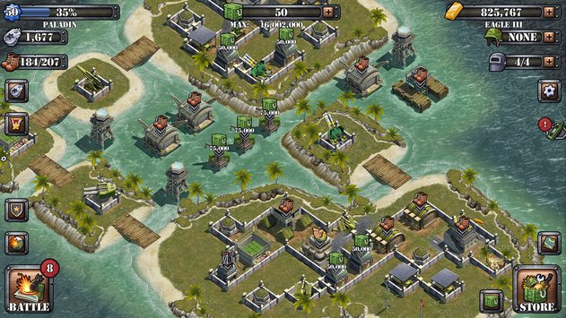 Battle Islands APK Download - Free Strategy GAME for Android Mobiles