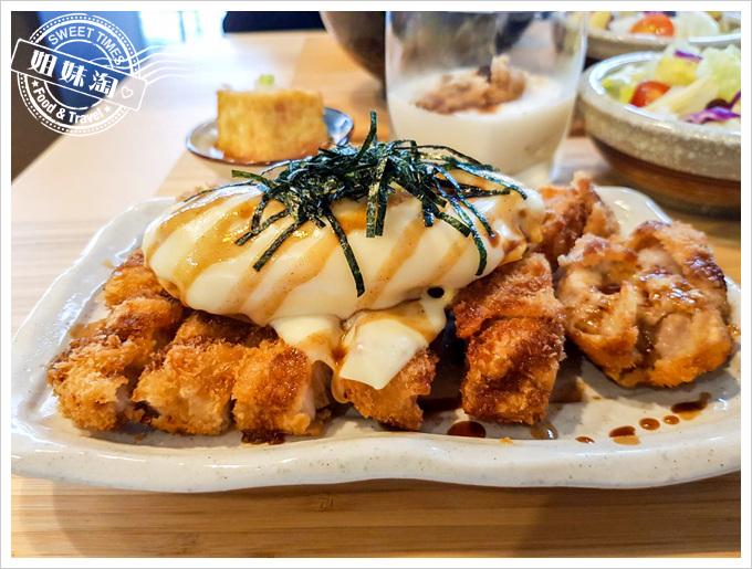 日一食堂-隱藏巷弄內超高CP值日式早午餐