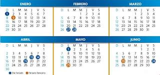 Lunes-bancarios-Días-festivos-de-Venezuela-en-el-2017-Días-feriados-de-Venezuela-en-el-2017-Calendario-bancario-de-Venezuela-2017