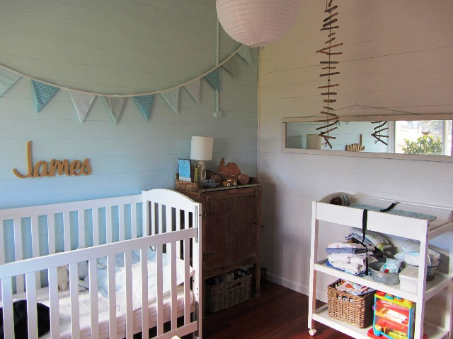 paint color ideas for baby boy room