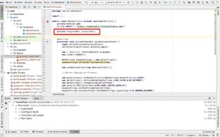 How to Add Progress Bar in App | Webview App Development 2020  Part 4