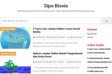 Tempat Belajar Bisnis Online Bagi Pemula Gratis