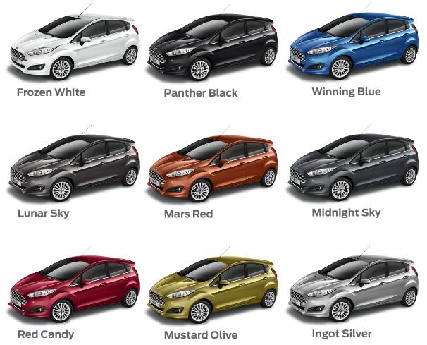 Most Fuel Efficient Non Hybrid Car 2015 Ford Fiesta 1 0l