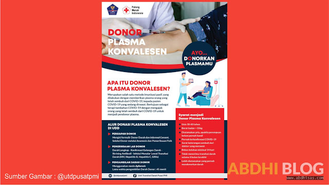 Mengenal Pengertian, Tata Cara dan Manfaat Donor Darah Konvalesen