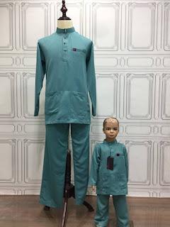 baju melayu raya sedondon 2018