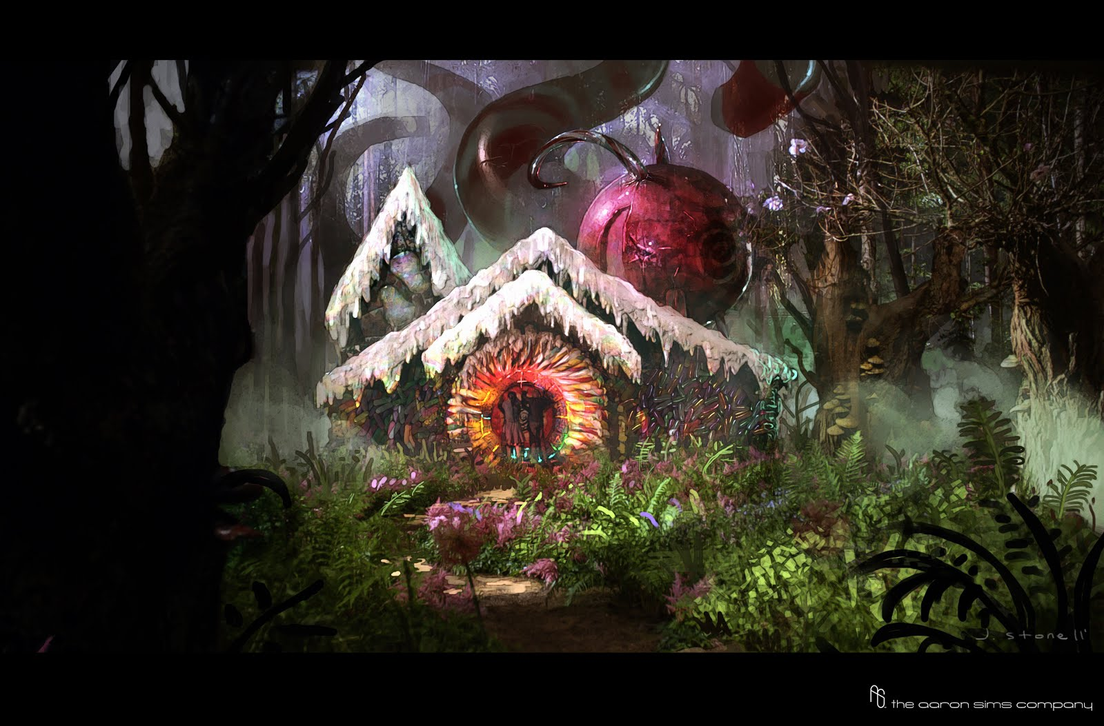Exclusive hansel gretel witch hunters international - Hansel home ...