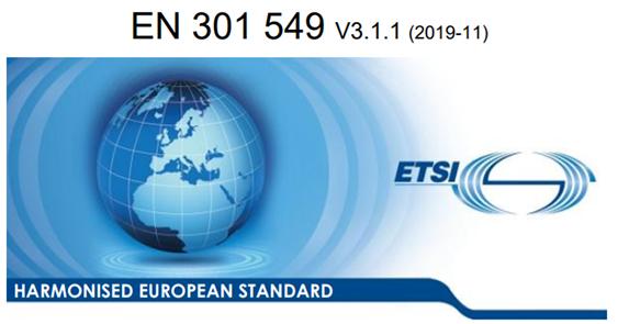 EN 301 549 V3.1.1 (2019-11)