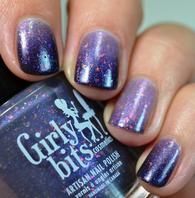 Girly Bits Basic Witch swatch September 2020 PPU