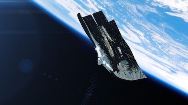 Fantastic news about the Black Knight Satellite UFO story.