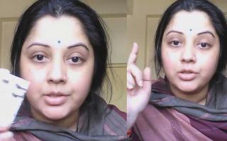 South Indian actress Vijayalakshmi attempted suicide, condition critical