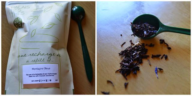 Tea time, palais des thés, montagne bleue, blog lifestyle