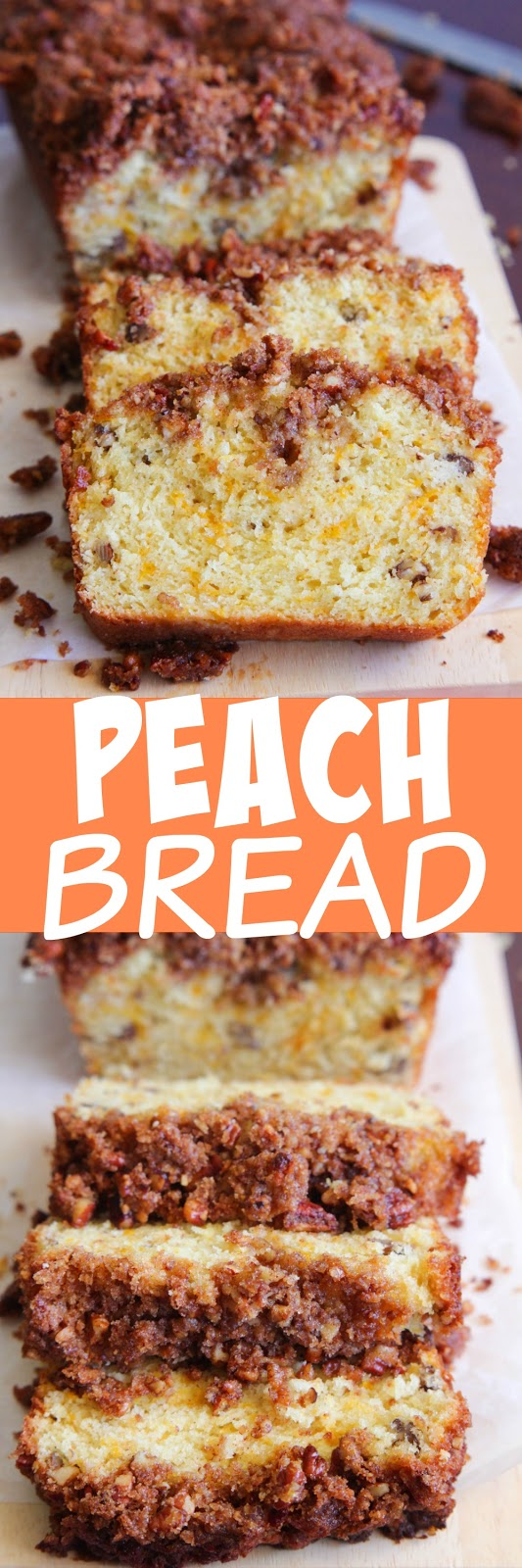 Eat Cake For Dinner: Peach Bread and Country Cooking From ...