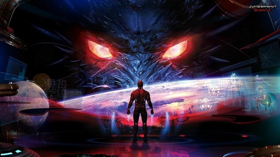 Sci-Fi, Monster, 4K, #4.603