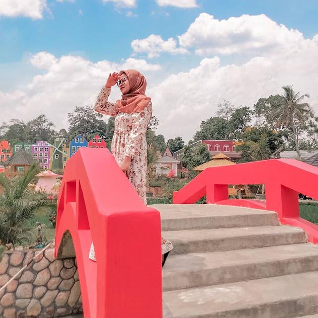 Taman Wisata MBS Kemanisan Kota Serang Banten