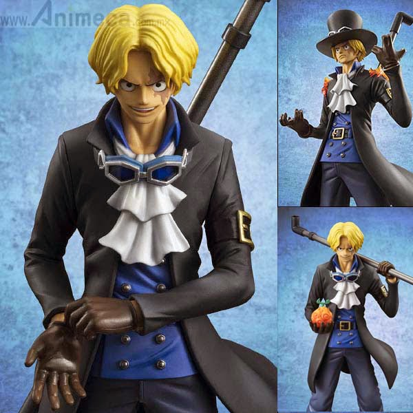 SABO Sailing Again EXCELLENT MODEL P.O.P FIGURE ONE PIECE MEGAHOUSE