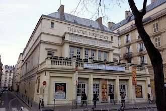Théâtre : Les lois de la gravité d'après Jean Teulé - Avec Dominique Pinon et Florence Loiret Caille - Théâtre Hébertot
