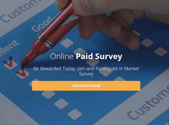 Tips Buat Duit Menerusi Survey Online Percuma