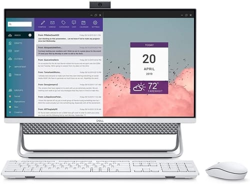 Review Dell Inspiron AIO 7790 FHD All-in-One PC