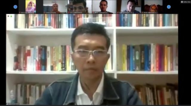Peringati Hardiknas, Pelindo 1 Gelar Seminar Motivasi Online Untuk Mahasiswa dan Akademisi